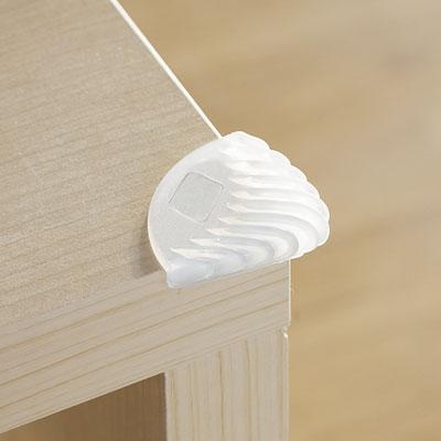 Protection de coin de meuble blanc Baby dan