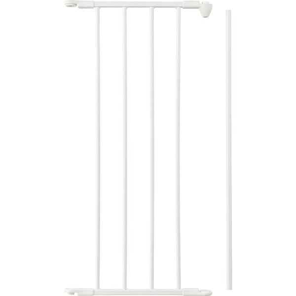Extension barrière flex blanche 33 cm Baby dan