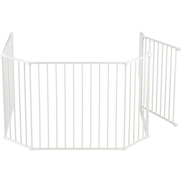 Barrière pare-feu flex xl blanc Baby dan