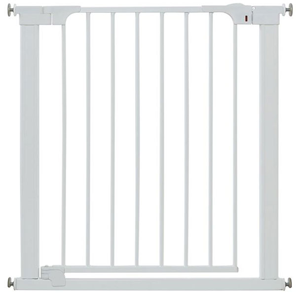 Barrière de sécurité two way auto close blanc 73,5-79,6 cm Baby dan