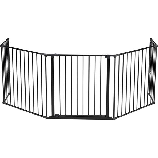 Barrière de sécurité pare-feu flex xl noir Baby dan