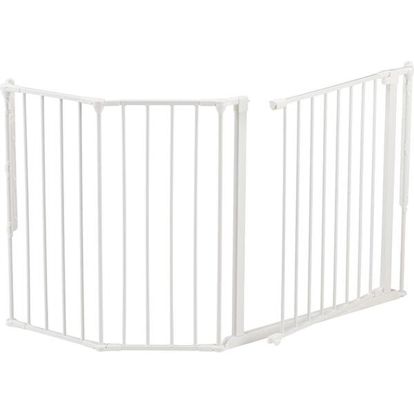 Barrière de sécurité pare-feu flex m blanc Baby dan