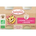 Bio pommes bananes pas cher