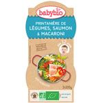 Légumes saumon pâtes au parmesan 200 g dès 12 mois