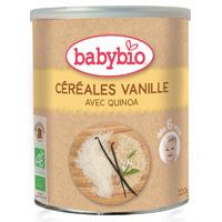 Bio céréale vanille
