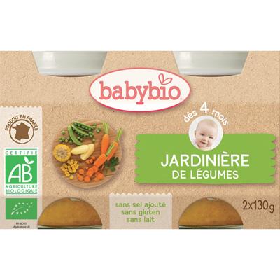 Bio jardinière de légumes Babybio