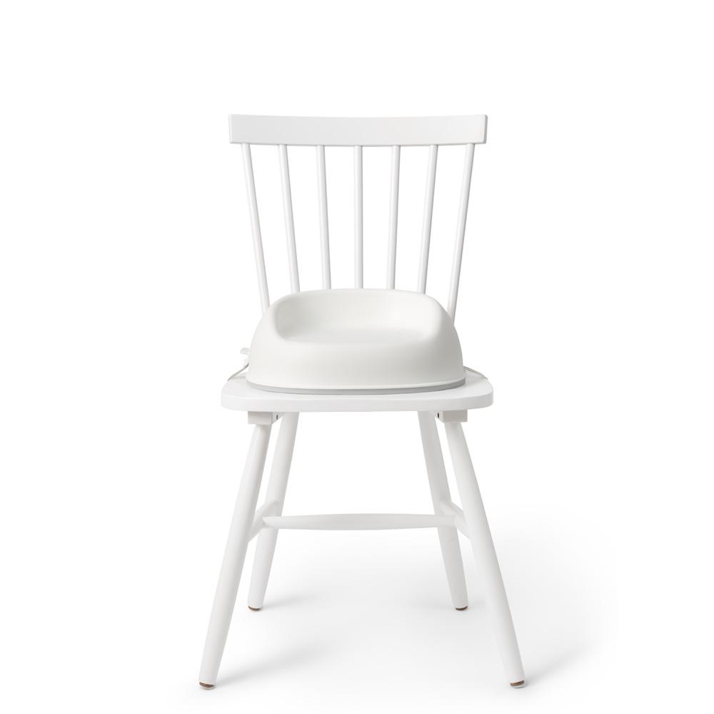R hausseur de chaise babybjorn blanc de babybjorn for Chaise haute babybjorn