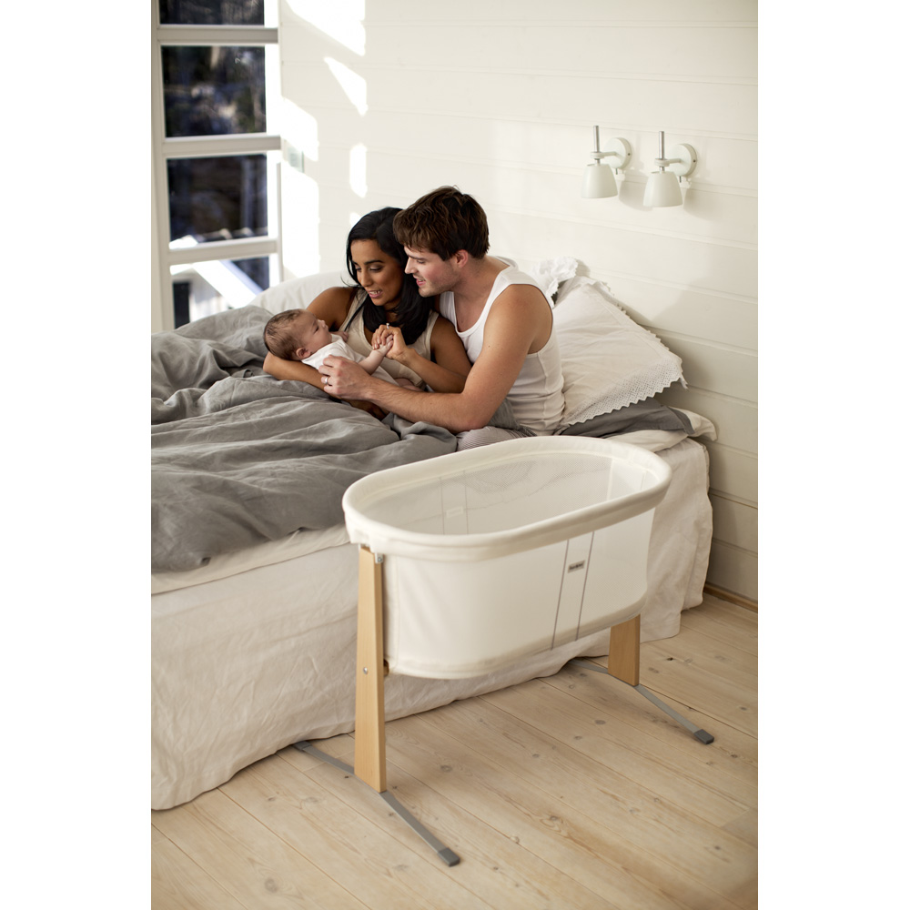 berceau babybjorn blanc de babybjorn. Black Bedroom Furniture Sets. Home Design Ideas