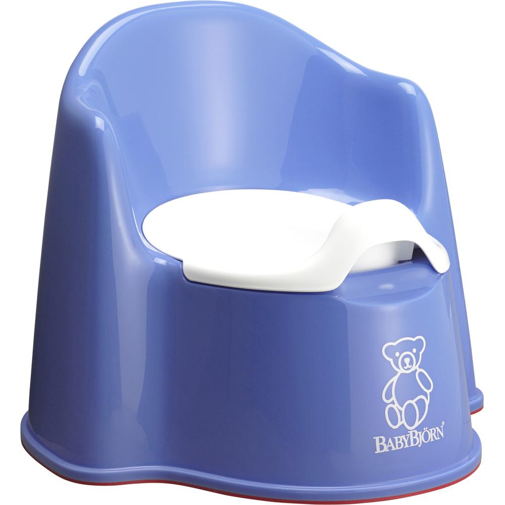 Fauteuil pot b b bleu oc an 15 sur allob b - Bebe et le pot ...