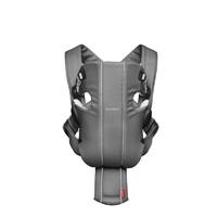 Porte bébé ventral original gris foncé et gris