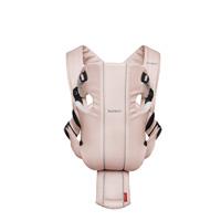 Porte bébé ventral original rose et gris