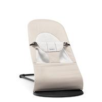 Transat bébé balance soft beige et gris