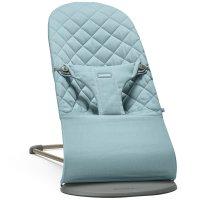 Transat bébé bliss cotton turquoise vintage
