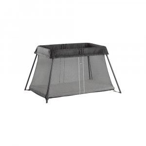 Lit parapluie light babybjorn noir mesh