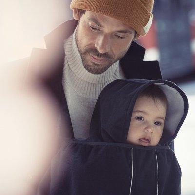 Cape pour porte-bébé Babybjorn