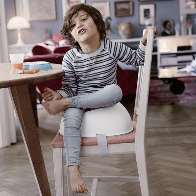 Réhausseur de chaise babybjorn blanc Babybjorn