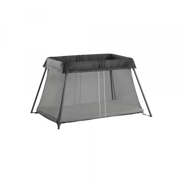 Lit parapluie light babybjorn noir mesh Babybjorn