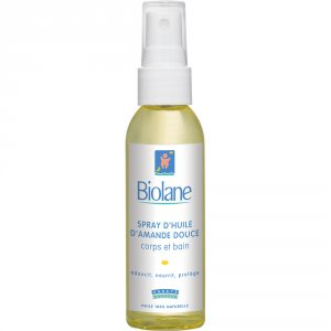 Spray d'huile d'amande douce 75 ml