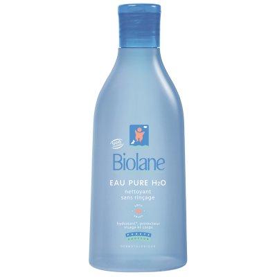 Eau pure h2o nettoyant sans rincage 200 ml Biolane