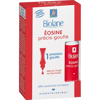 Eosine précis-goutte 10 ml Biolane