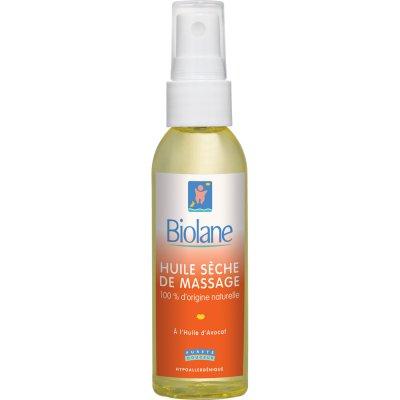 Huile seche de massage 75 ml Biolane