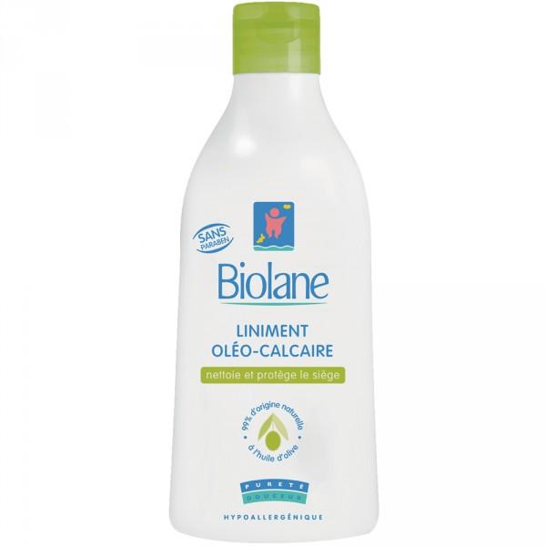 Liniment oléo-calcaire 300ml Biolane