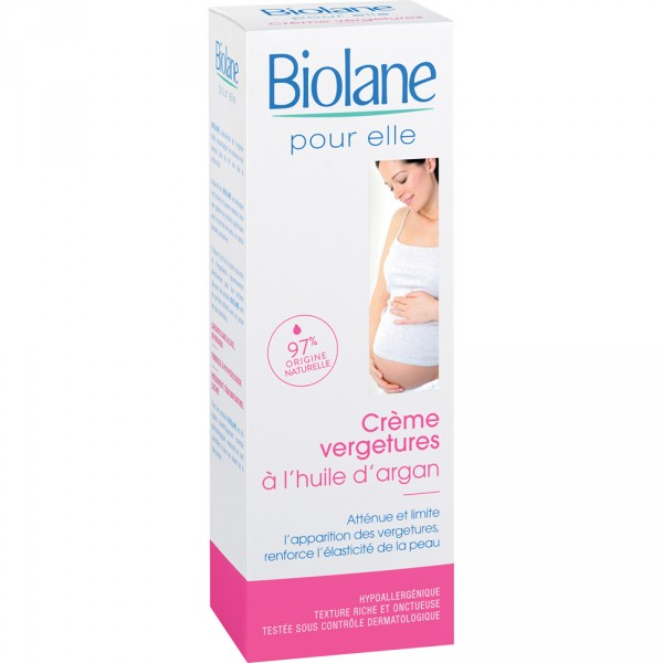 Soin anti-vergetures 200 ml Biolane