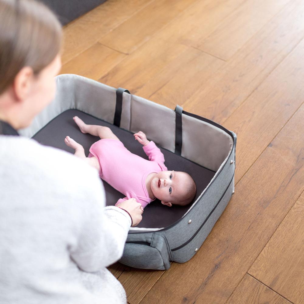 sac langer couffin travelnest de babymoov au meilleur. Black Bedroom Furniture Sets. Home Design Ideas
