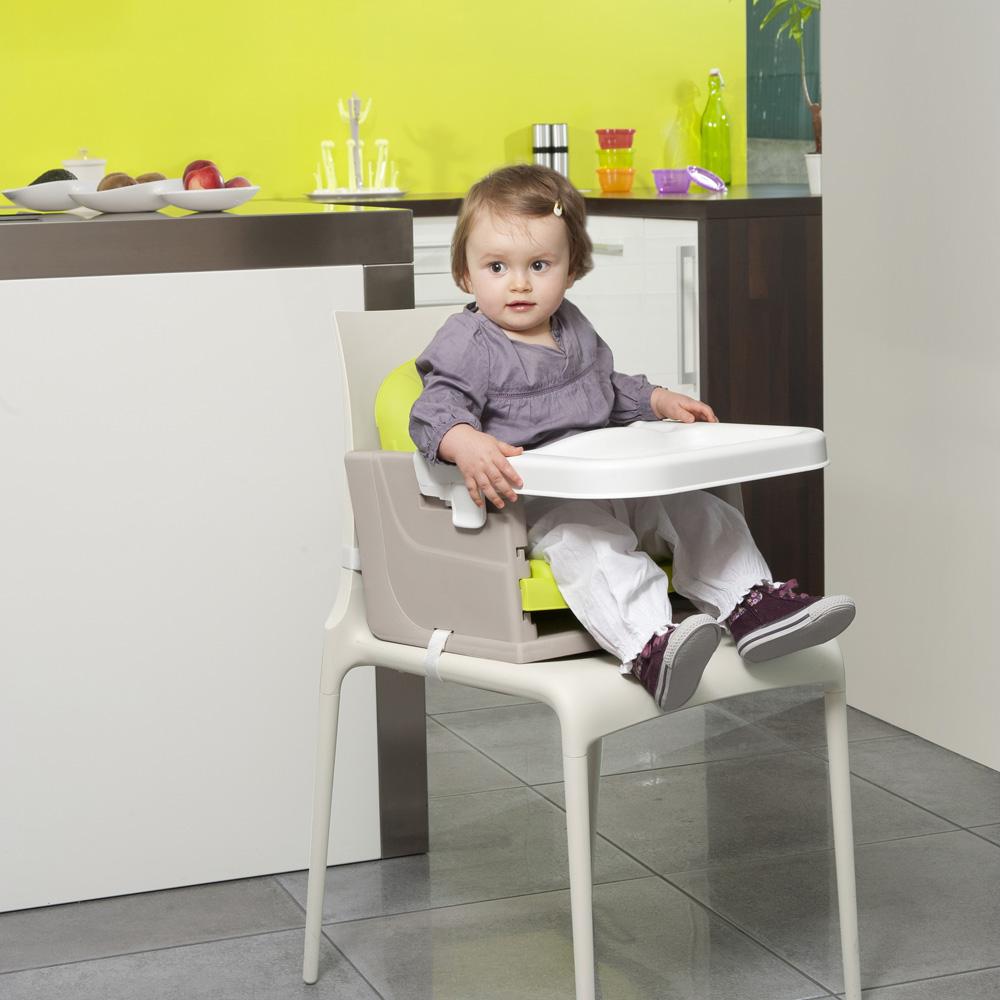Table rabattable cuisine paris rehausseur de chaise babymoov for Chaise haute ou rhausseur