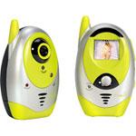 Ecoute bébé babyphone video large ecran pas cher