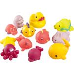 Jouets de bain bébé personnages 'fille' pas cher