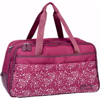 Sac à langer traveller bag cherry
