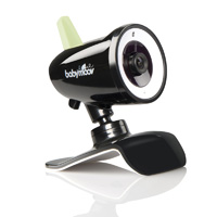 Caméra additionnelle pour babyphone touch screen