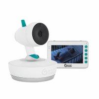 Babyphone vidéo yoo moov motorisé 360°