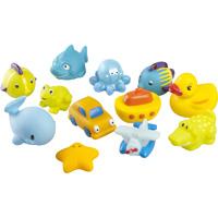 Jouets de bain bébé personnages