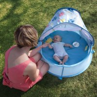 Tente anti uv bébé aquani