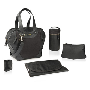 Sac a langer city black