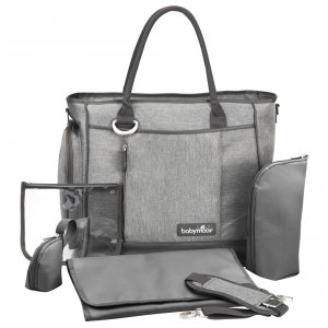 Sac à langer essential bag smokey