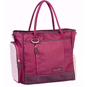 Sac à langer essential bag cherry