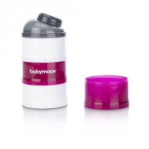 Babymoov Boîte doseuse de lait babydose cherry