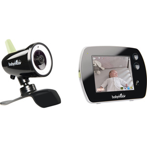 Babyphone video touch screen