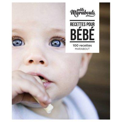 Livre de 100 recettes pour bébé Babymoov