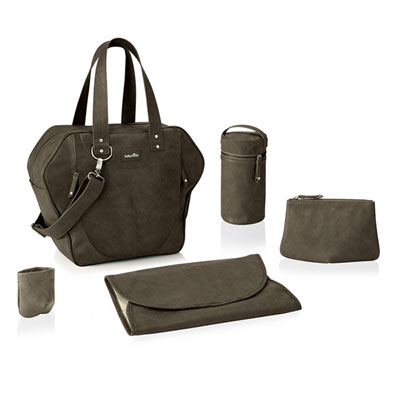 Sac à langer city grey Babymoov