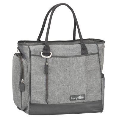 Sac à langer essential bag smokey Babymoov