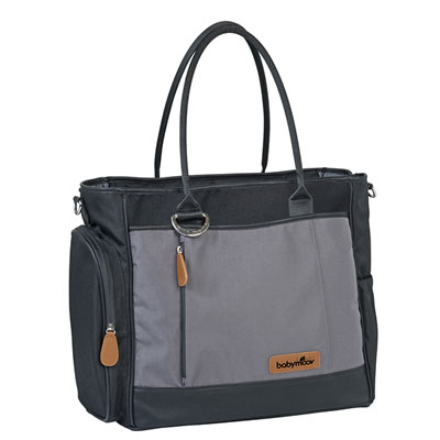 Sac à langer essential bag black Babymoov