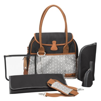 Sac à langer style bag black Babymoov