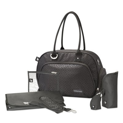 Sac à langer trendy bag black Babymoov