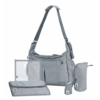 Sac à langer urban bag smokey Babymoov