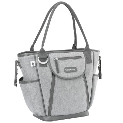 Sac à langer daily bag smokey Babymoov