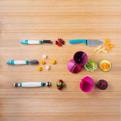 Set multidécoupe petit gourmand + livret de recettes ludiques Babymoov